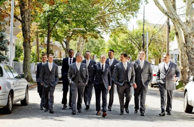 Elegant NYC Wedding wih Glam Details 26