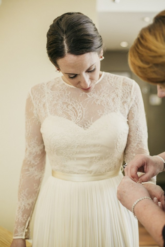 Intimate Washington DC Wedding 1