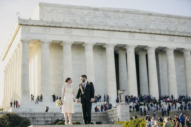 Intimate Washington DC Wedding 16