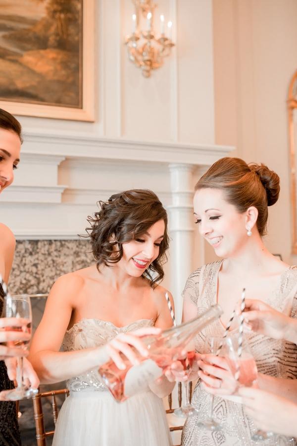 Breakfast at Tiffanys Bridesmaid Brunch-15