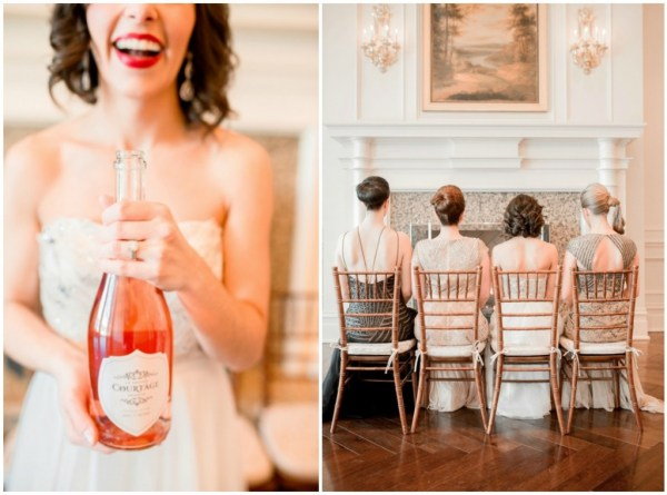 Bridesmaids Brunch inspired by Breakfast at tiffanys