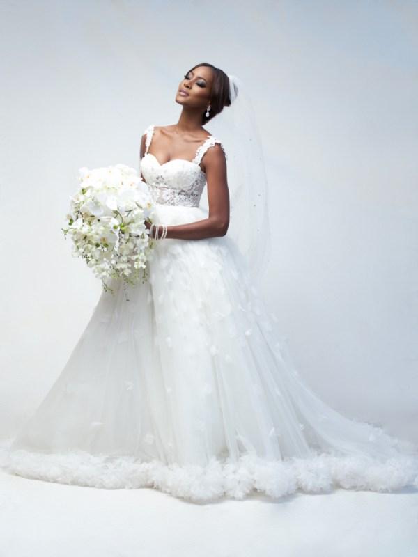 Nigerian Bridal Designer Toju Foyeh
