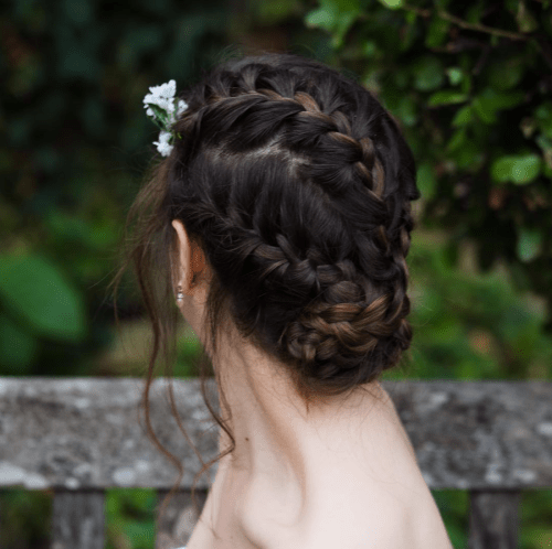 bridal-braids-chignon