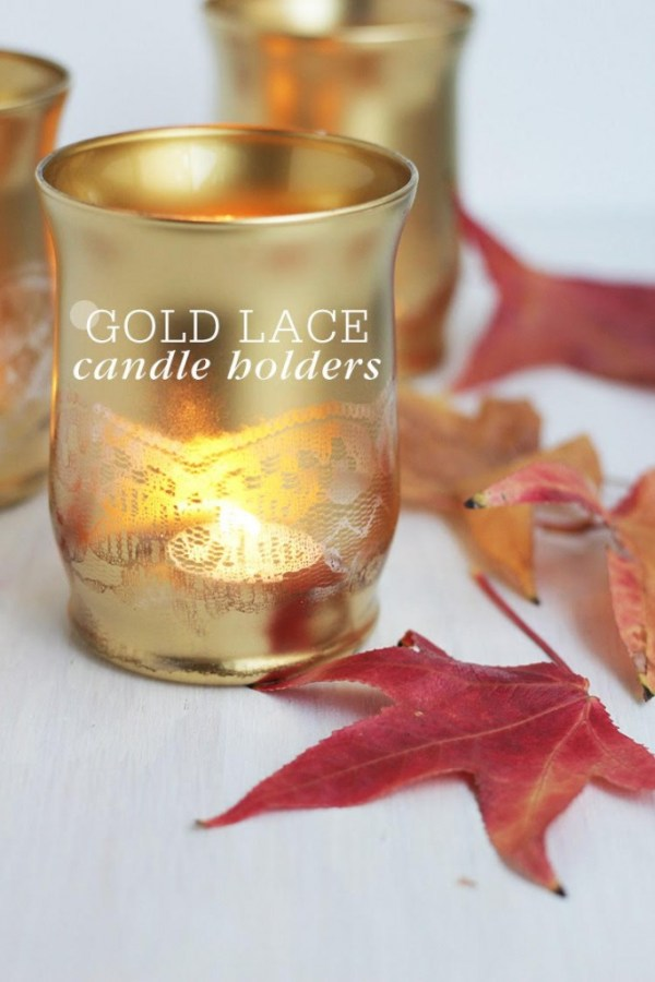 gold-lace-candle-holders