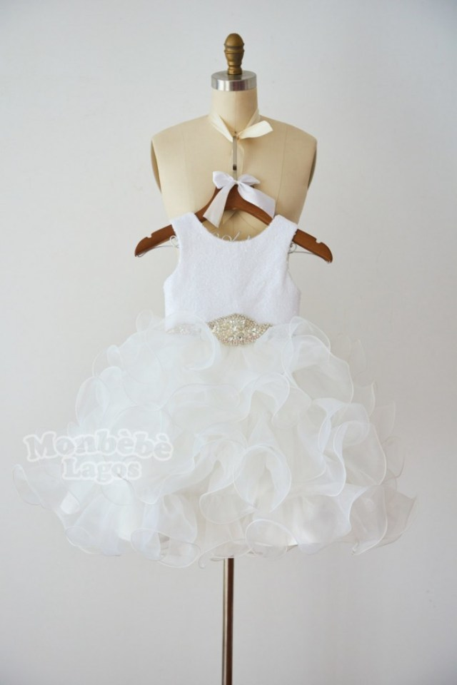 white-ruffle-ballgown-flower-girl-dress
