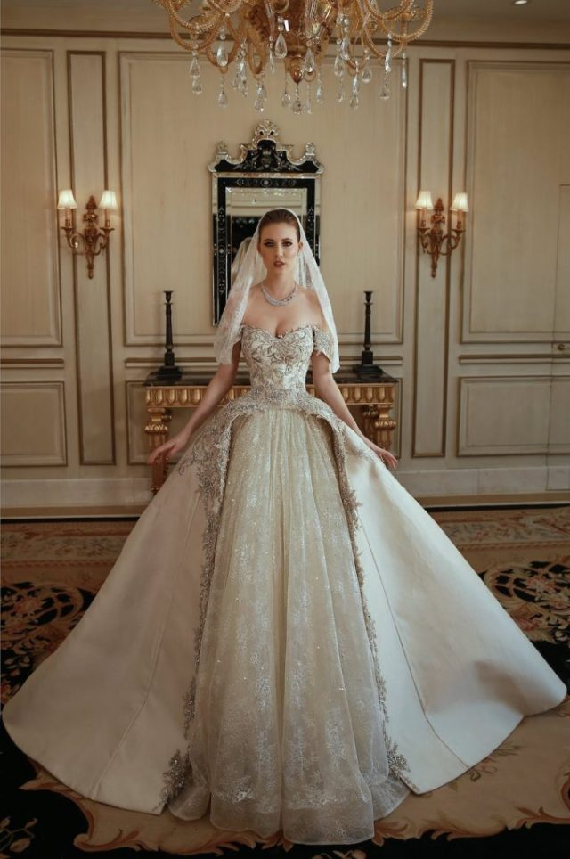 Sadek Majed Bridal 2018 Collection
