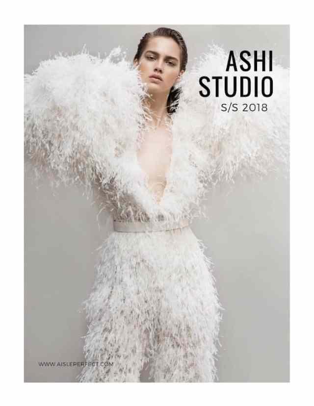 Ashi Studio SS 2018