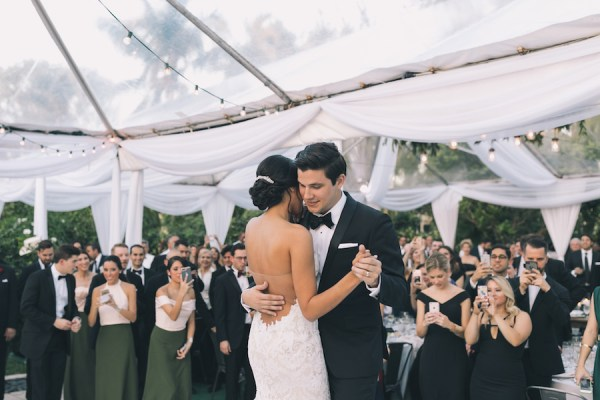 Choosing your First Dance Song-