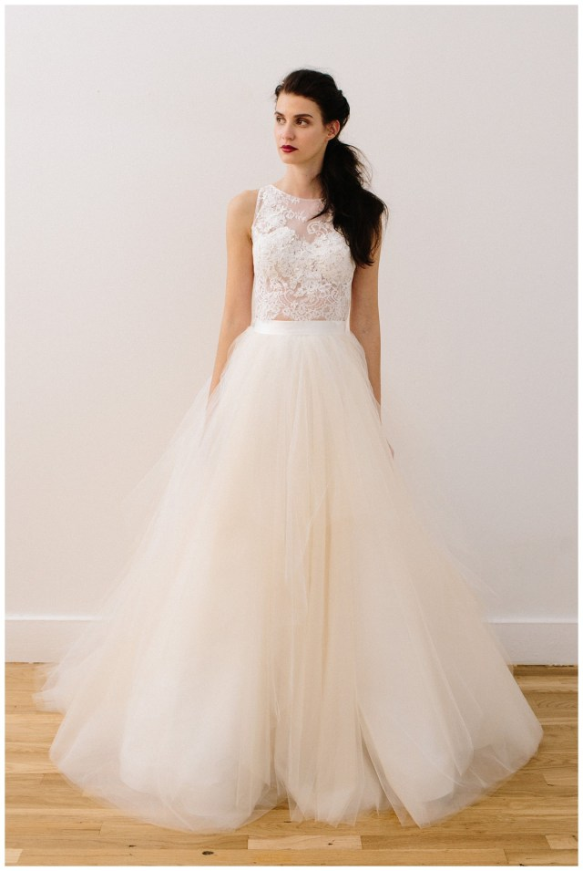 star skirt by lea ann belter wedding dress designer photo available in half sizes ensuring the perfect fit