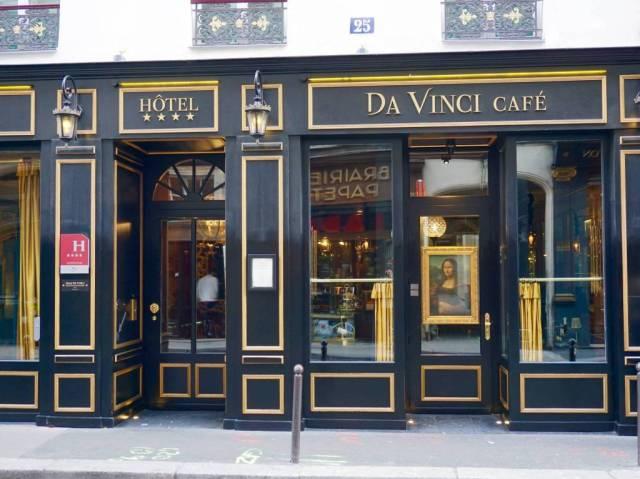 Hotel Da Vinci Boutique hotel in Paris