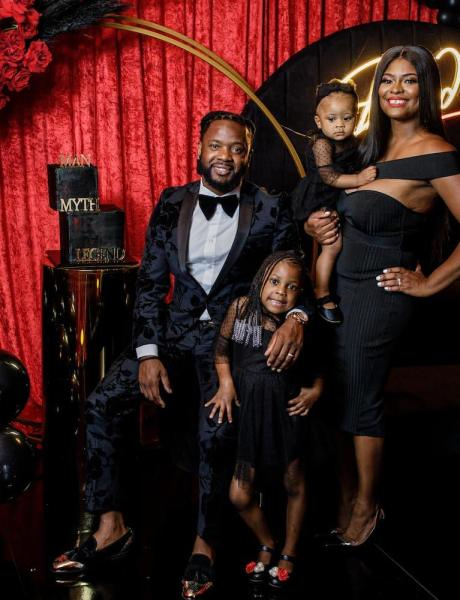 Black, Red and Dapper: Father's Day Inspiration Shoot-23