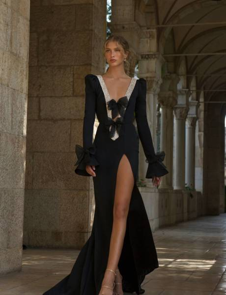 Get Ready to Swoon over the Berta Capsule Evening Collection-18