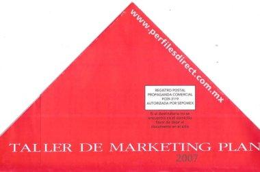 Taller de Marketing Plan 2007