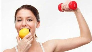 Alimentação pré e pós-treino
