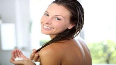 Hidratação para cabelos em casa