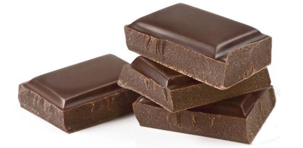 Chocolate amargo reduz colesterol