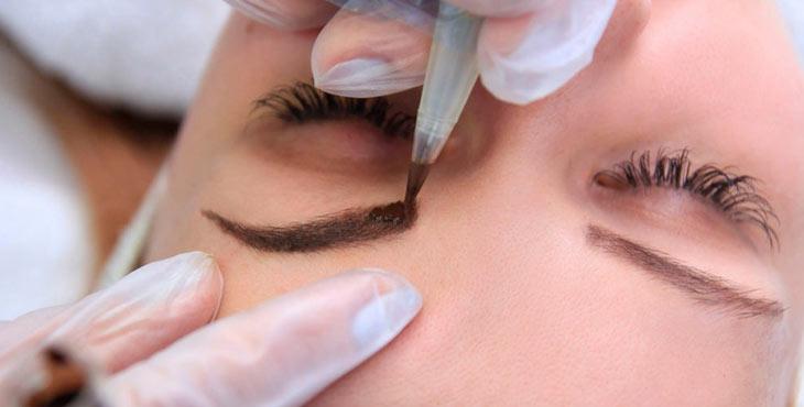 Micropigmentação de sobrancelhas (sobrancelha definitiva)