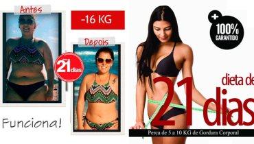 Dieta de 21 dias do Dr. Rodolfo Aurélio: veja como ela funciona
