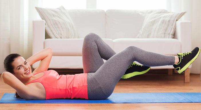 Esses são os melhores exercícios para perder barriga rápido