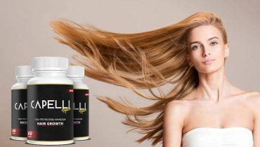Capelli Hair remédio para o cabelo parar de cair e crescer novamente