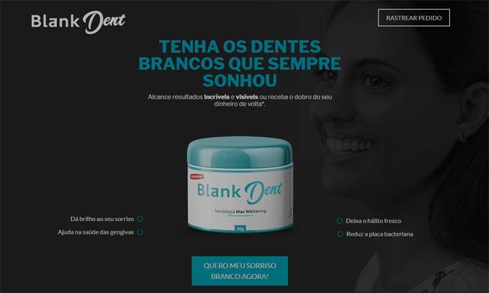 Site oficial do Blank Dent