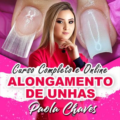 Curso de alongamento de unhas Paola Chaves