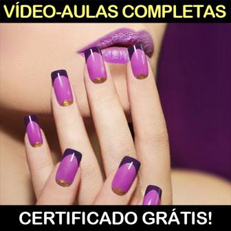 Curso de manicure com certificado