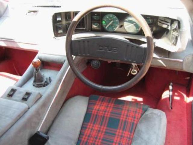 Lotus Esprit S1 1975 1978