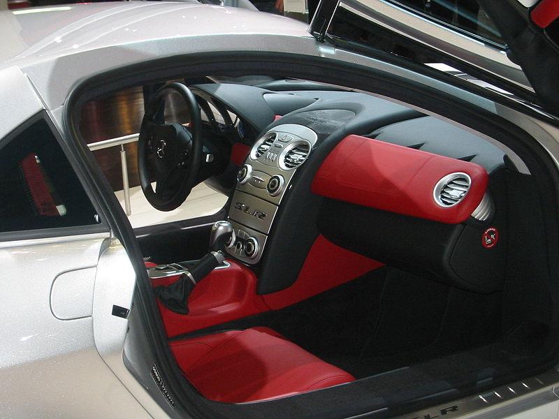 Mercedes SLR McLaren 2003 2010