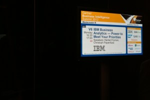 Gartner BI Summit 2012