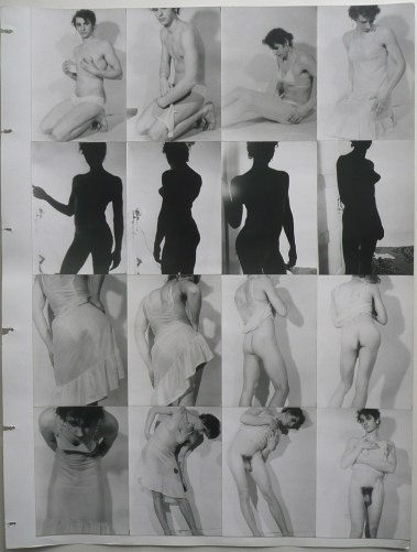 "Gabriele Stötzer, ""Winfried"" (1985)"