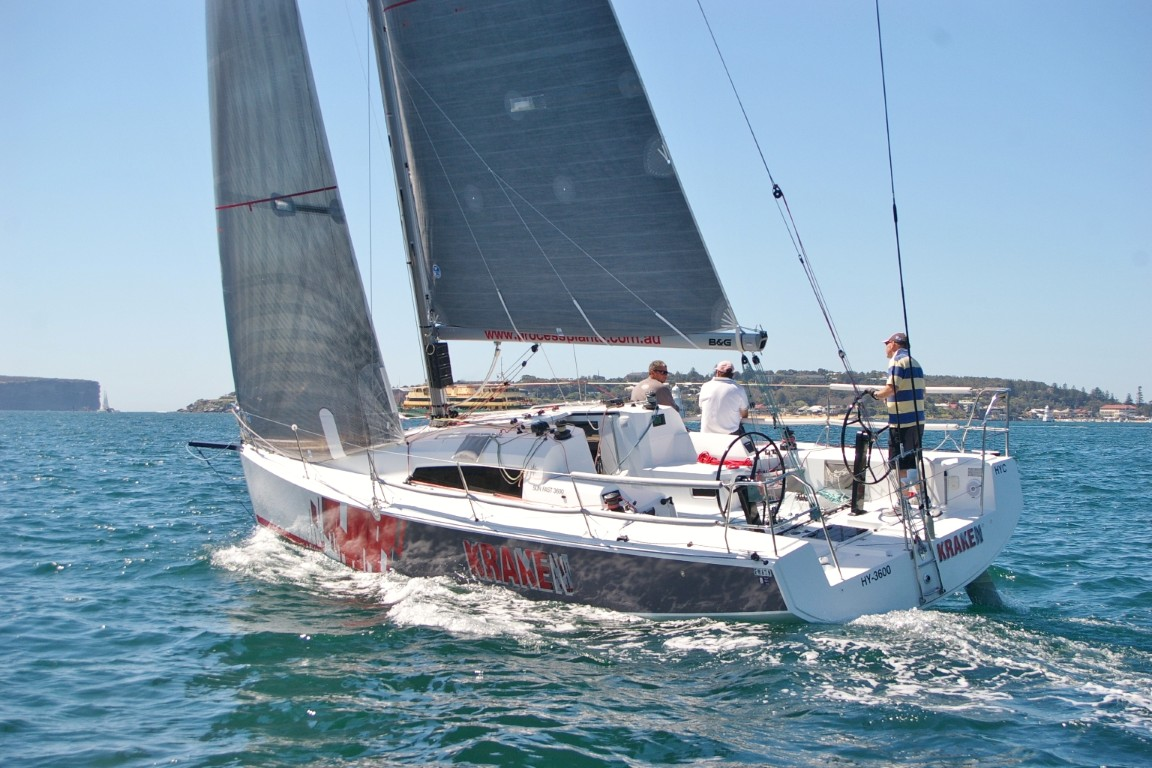 Jeanneau Sun Fast 3600 Gets Results Performance Boating