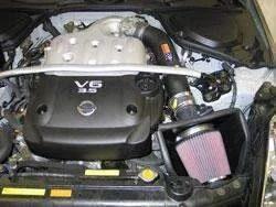 K&N 57-6013 Nissan 350Z 03-06 3.5L Air Intake System