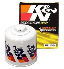K&N HP-1004 Oil Filter AUTOMOTIVE
