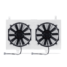 Mishimoto NISSAN 350Z PERFORMANCE ALUMINUM FAN SHROUD KIT, 2003-2006