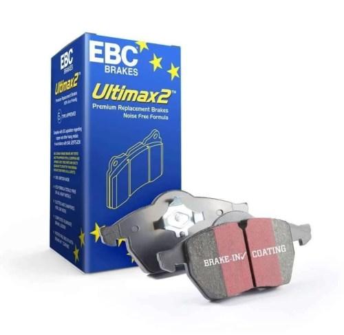 EBC Ultimax brake pads front