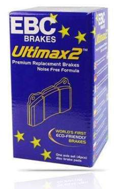 EBC Ultimax Brake Pads (Rear)