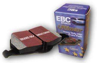EBC Ultimax brake pads front