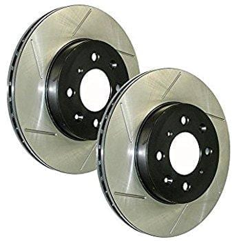 Stoptech Brake Rotors for Nissan 350z with OEM Brembo calipers. (2003 – 2009)