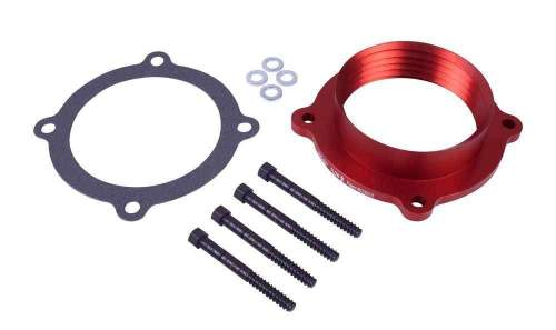 AIRAID (300-637) Throttle Body Spacer Jeep Wrangler / Dodge Charger / Challenger 3.6L