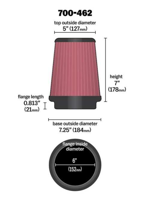 Replacement Filter Head For 310-132