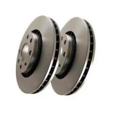 EBC D1511 Rear Brake Rotors (Pair) - Subaru STI 2012+
