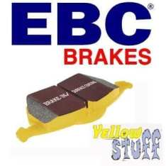 EBC DP41210 Yellow Stuff Brake Pads Front Subaru STI 2012+