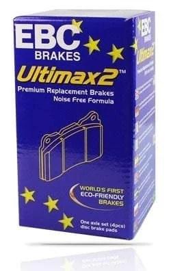 EBC DP1815  Ultimax Brake Pads Front for Toyota Landcruiser LC200 series