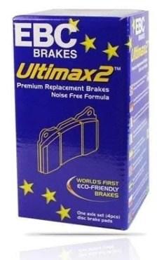 EBC DP1876  Ultimax  Brake Pads Rear for Nissan Patrol Y62