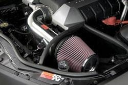 K&N 69-4519TP Air Intake for chevrolet Camaro SS