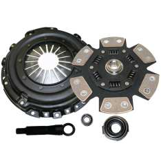 Competition Clutch 8037-0620 Stage 4 Strip Series Clutch Kit for Honda K20 with 6speed