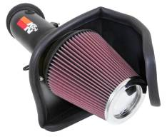 K&N 69-2550TTK TYPHOON COLD AIR INTAKE KIT Dodge Charger / Challenger 6.2L (2015-2016)