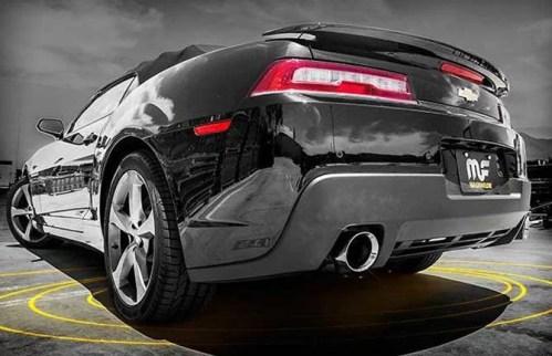 MagnaFlow exhaust system for Chevrolet Camaro V6 (2010 -2015)