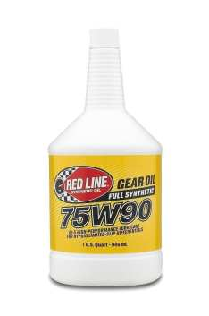 REDLINE OIL 50304 MT90 75W90 GL-4 Gear Oil - 0,95L